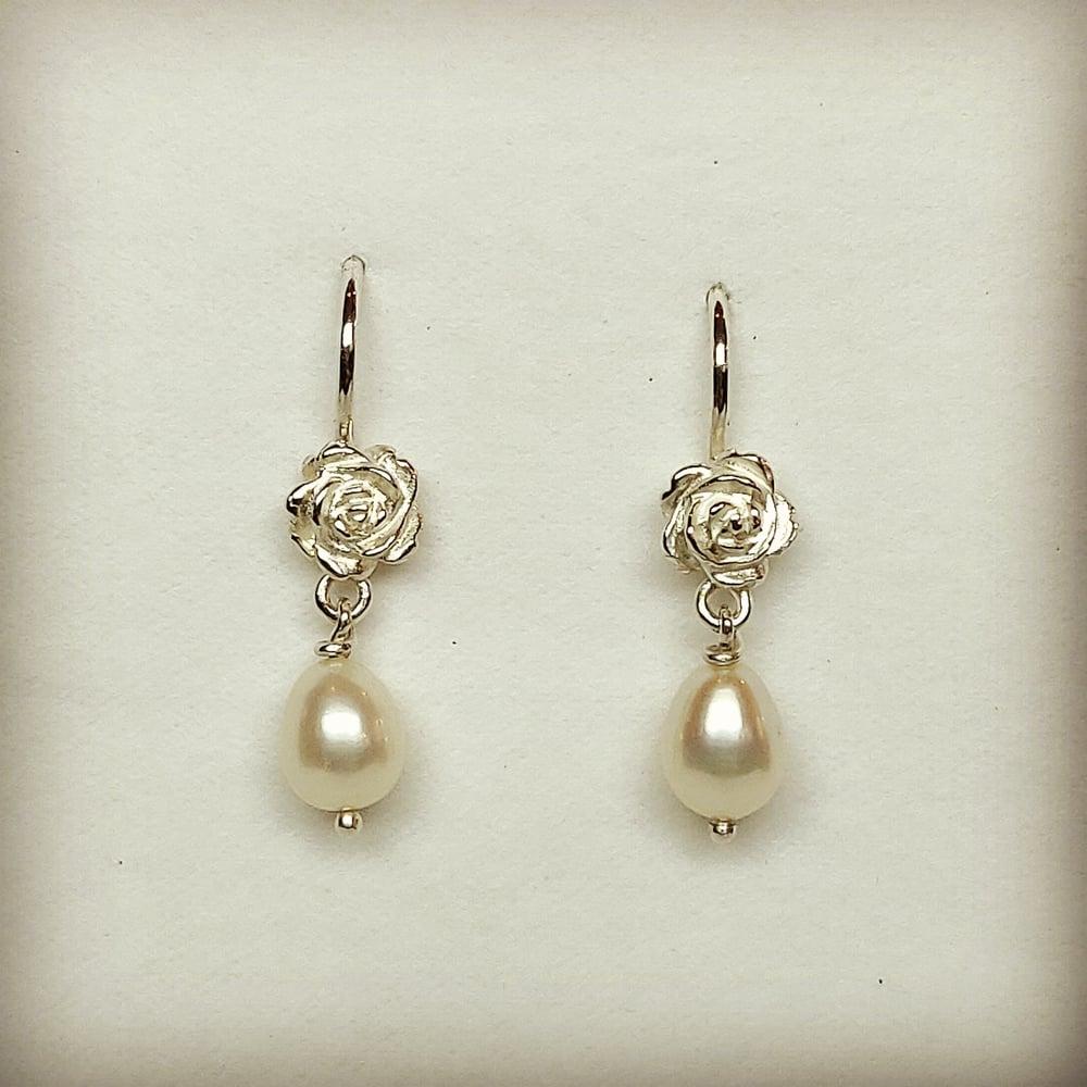 Beeld van Rose pearl small