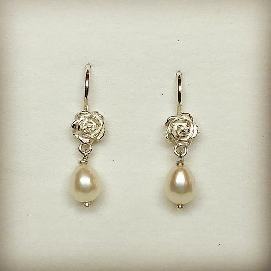 Beeld van Rose pearl small → 28% off