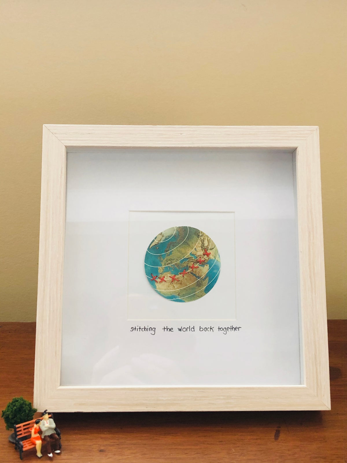Stitching the World Back Together