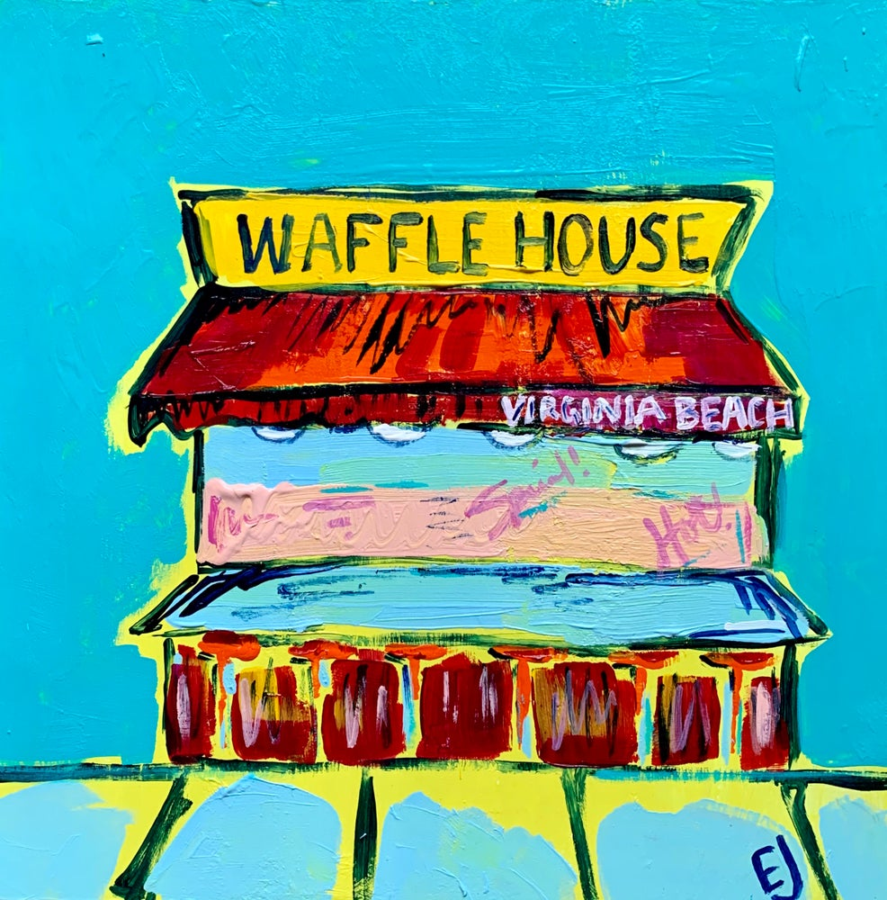Image of Waffle House Virginia Beach Commission