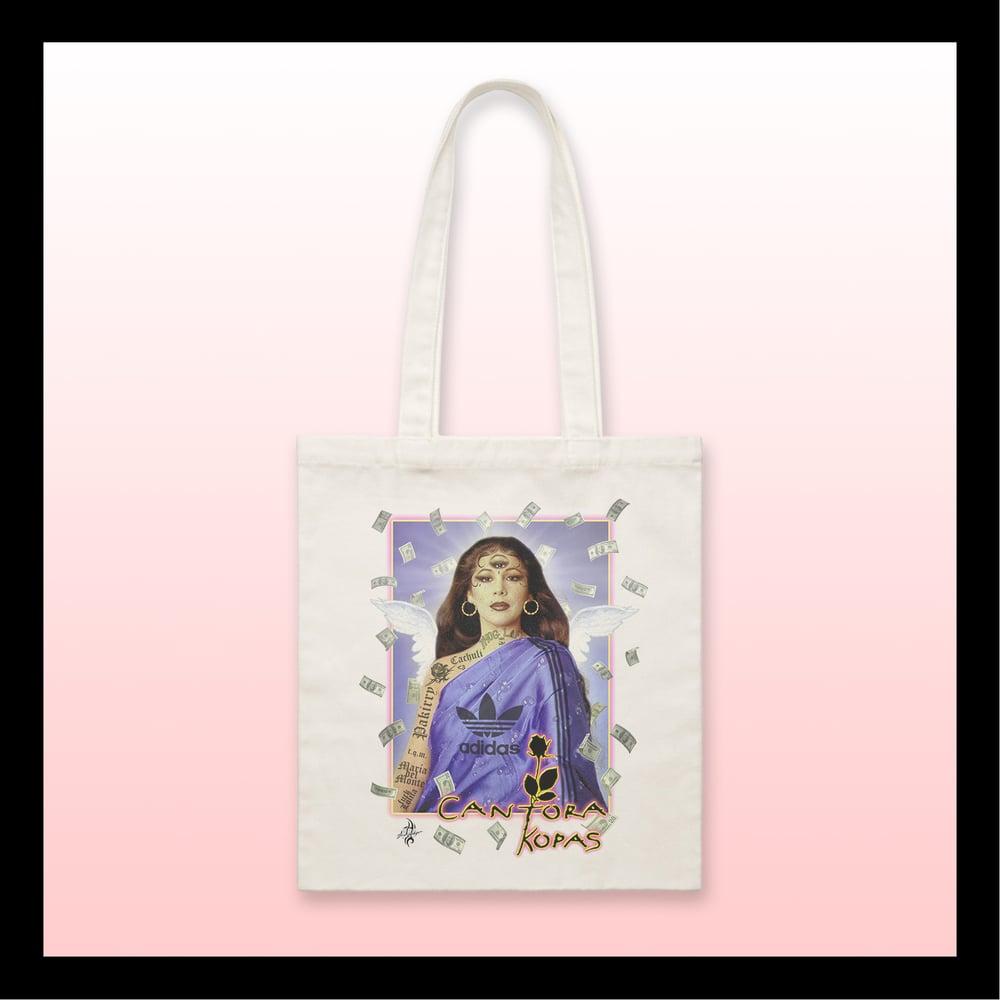 Image of Tote bag PANTOJA