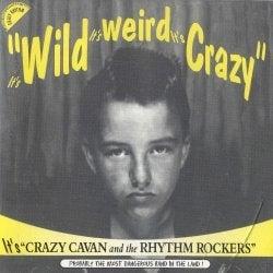 """Image of IT'S WILD, IT'S WEIRD, IT'S CRAZY - 12"""" Vinyl CRAZY RHYTHM LABEL"""