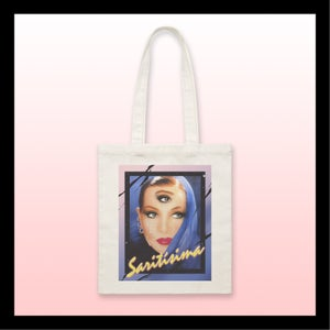Image of Tote bag SARITÍSIMA