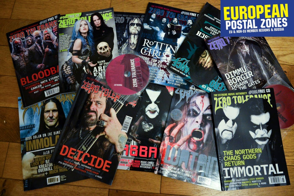 3 ISSUE EU MINI SUBSCRIPTION - SPECIAL OFFER