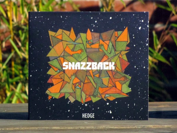 Image of Snazzback HEDGE Compact Disc