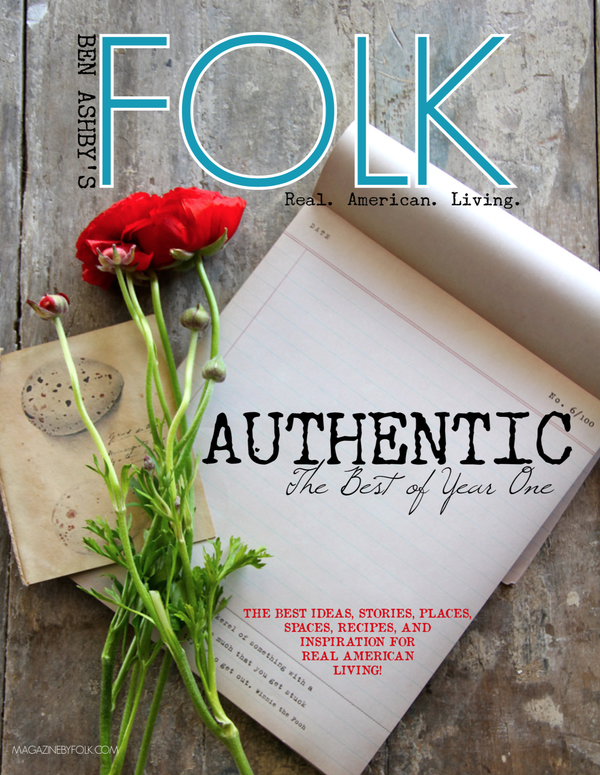 Image of DIGITAL ISSUE: FOLK — Best of Year One