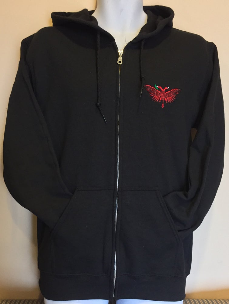 Image of The Mission - Eagle Logo Hoodie