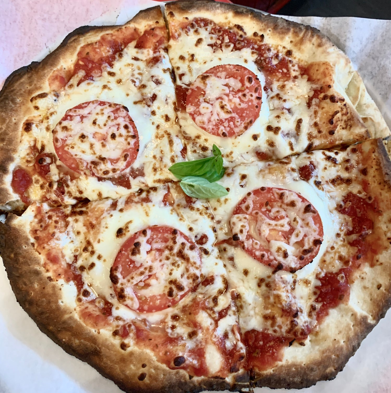 Image of Mad World Margherita Pizza