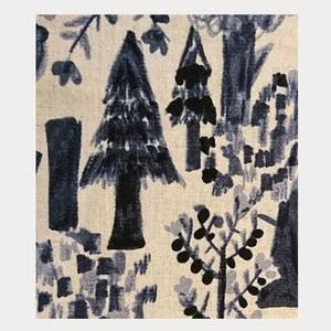Image of Tissu: Promenons nous dans les bois ...