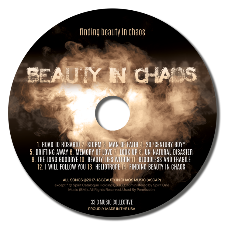 Image of Beauty in Chaos - Finding Beauty in Chaos