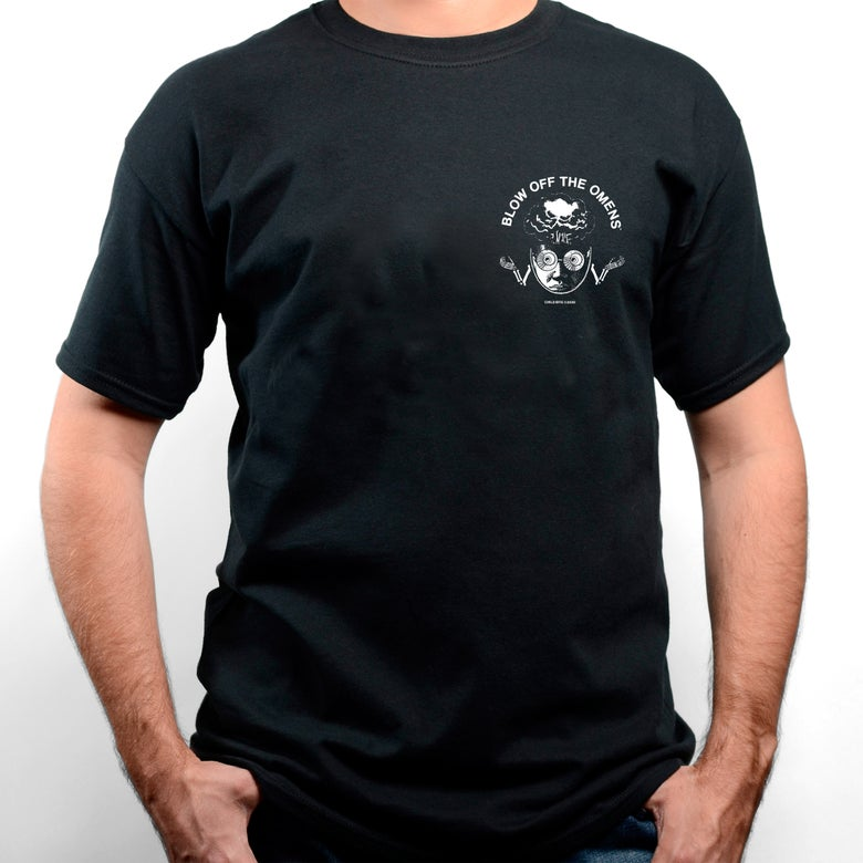 Image of BOTO Mascot - Black Tee