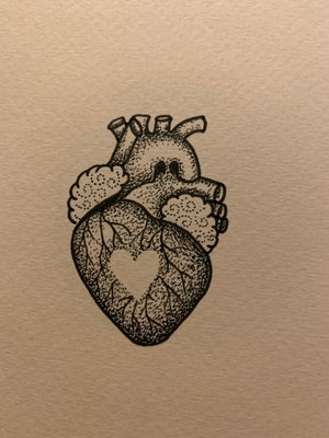 Image of Original Heart #1