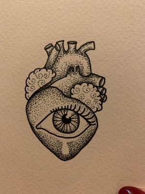 Image of Original Heart #2