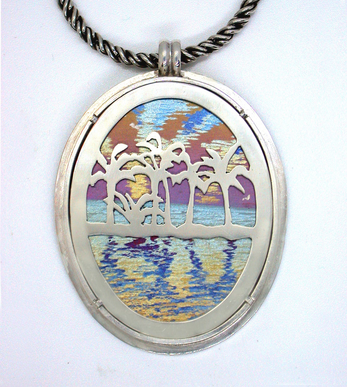 Image of Gone Home V Necklace