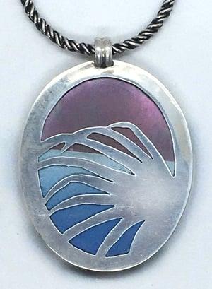 Image of Gone Home V Necklace