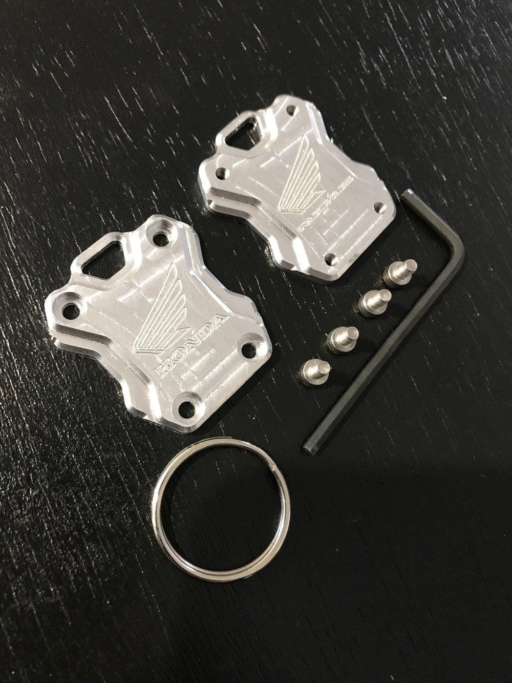 "2 x Honda Ruckus ""Key BLING cover """