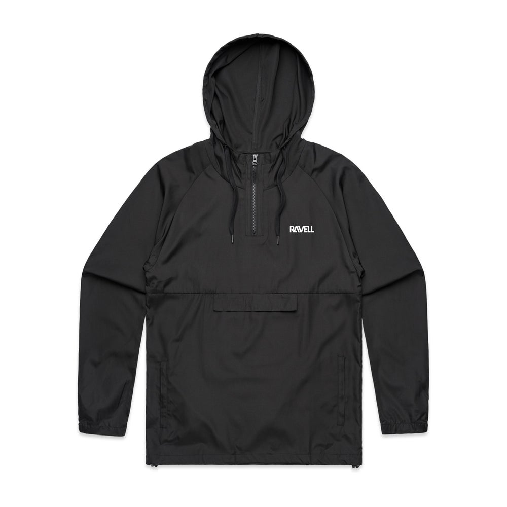 Ravell Pullover Zip-Up Hooded Windbreaker (Limited Edition)