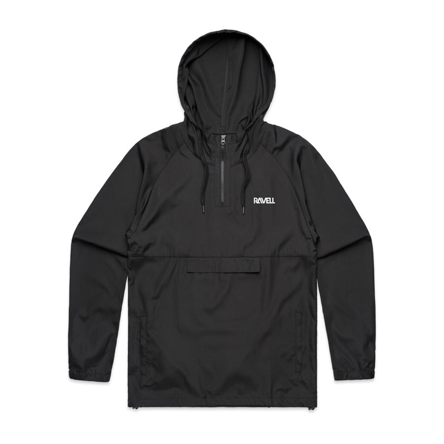 Image of Ravell Pullover Zip-Up Hooded Windbreaker (Limited Edition)