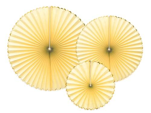 Image of Kit abanicos papel de seda