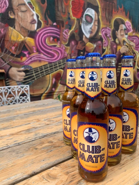 Image of 6 PACK CLUB MATE (PICK UP ONLY)