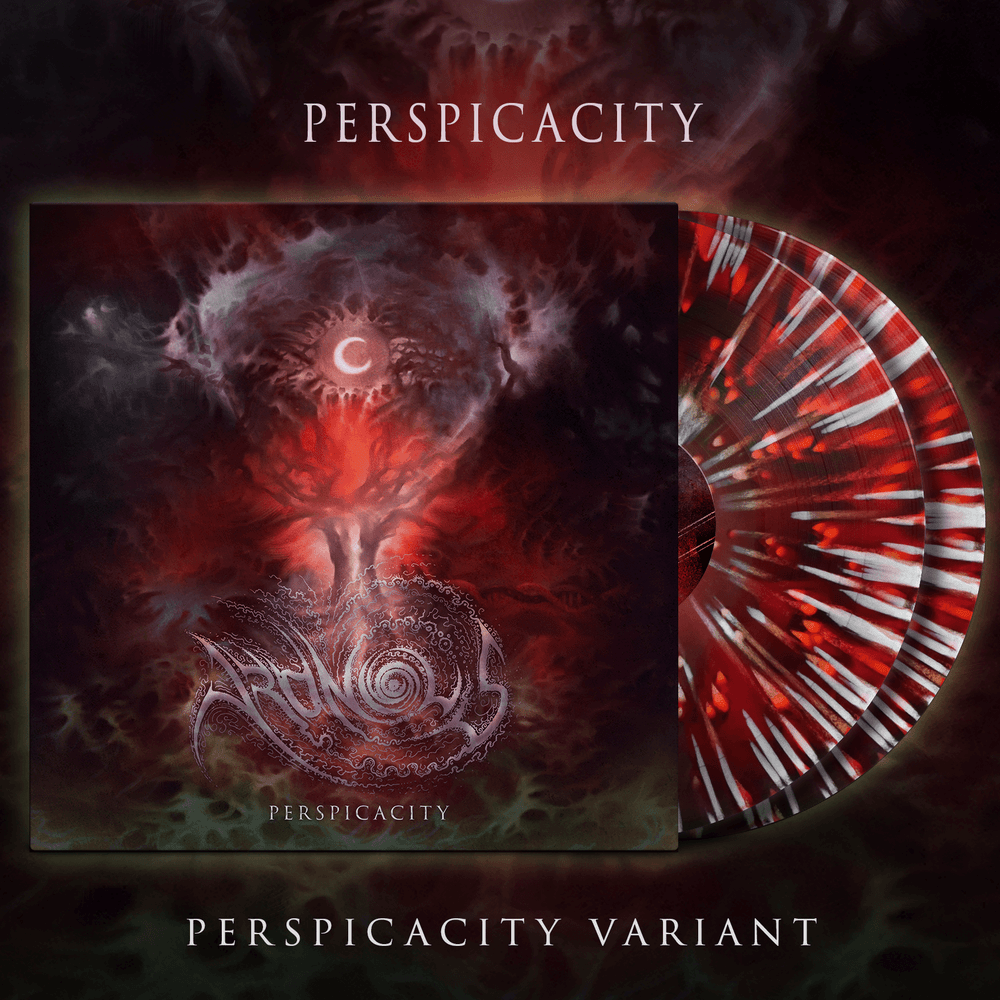 Image of ARONIOUS - Perspicacity LP | Perspicacity Variant