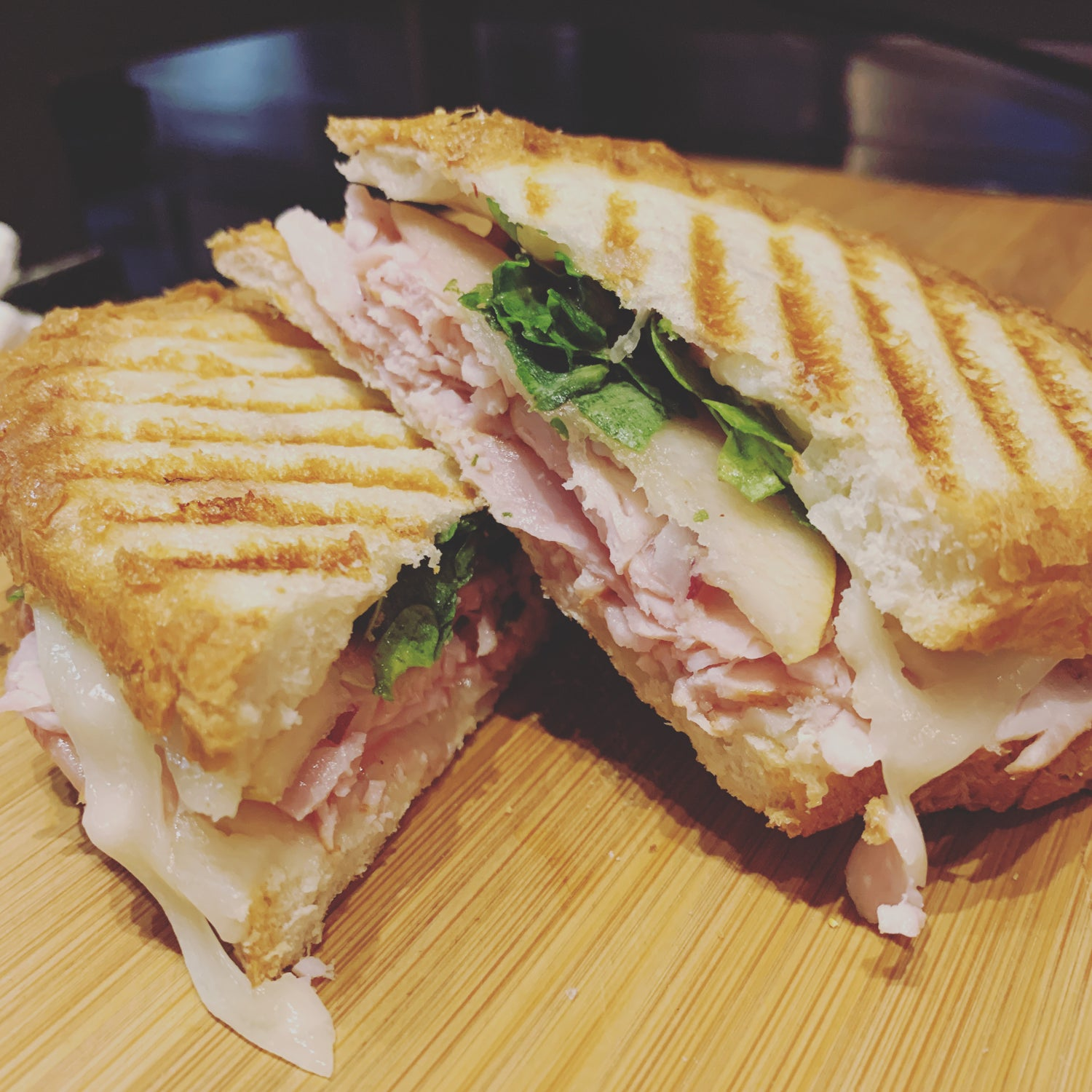 Image of Livin' on a Pear Panini