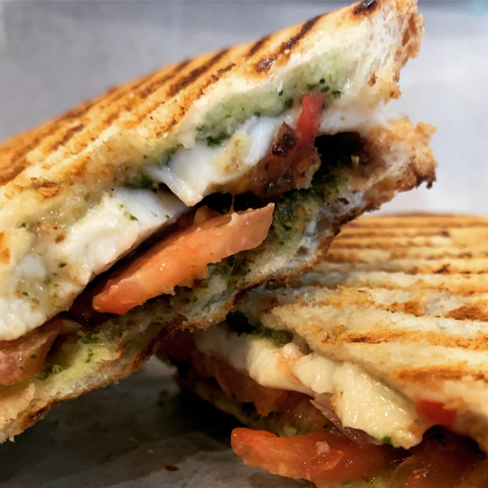 Image of Can't Touch This Caprese Panini