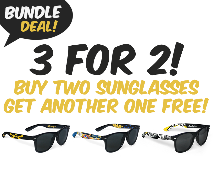 Image of 3 FOR 2 SUNGLASSES