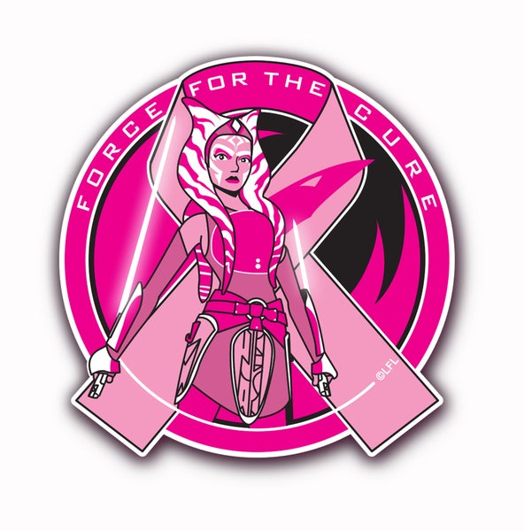 Image of Force For The Cure Fulcrum Patch