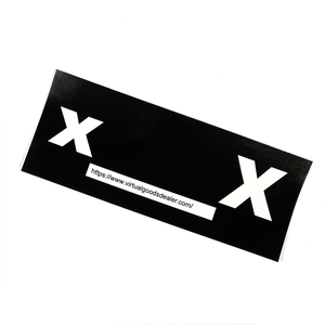 Image of x___X sticker