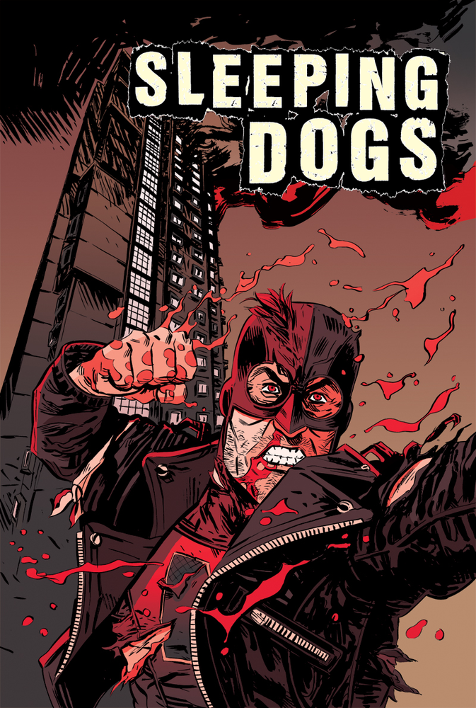 Image of Sleeping Dogs - Print Copy