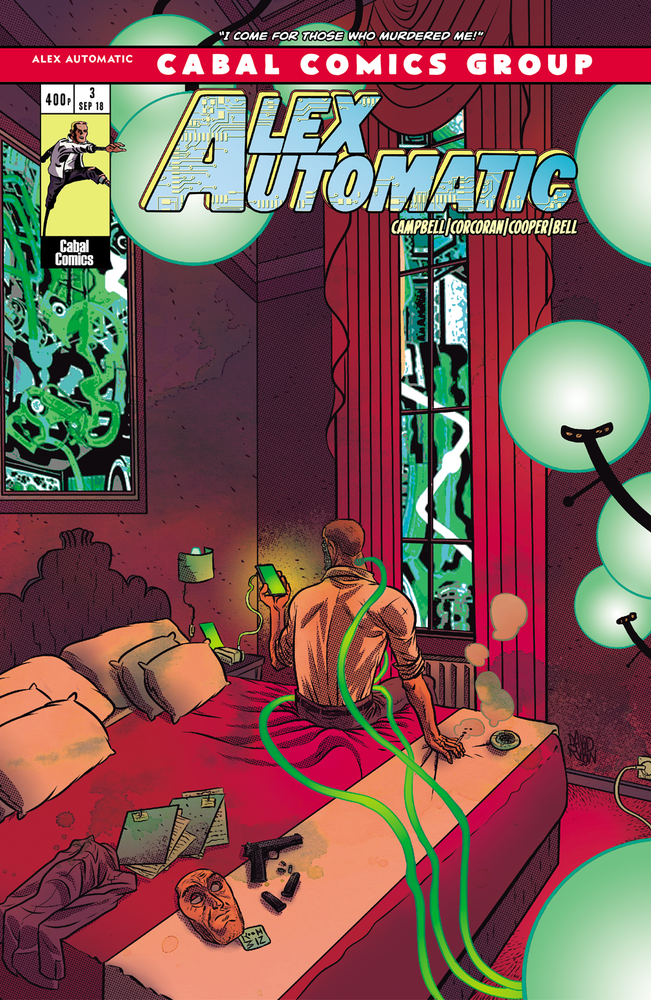 Image of Alex Automatic #3 - PDF Download