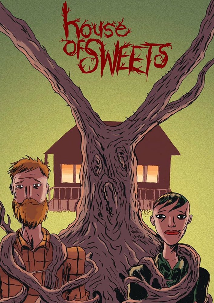 Image of House of Sweets - Print Copy