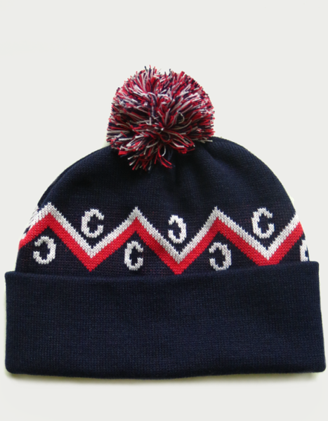 Image of 'WEIR MATTERHORN' [NAVY/RASPBERRY]