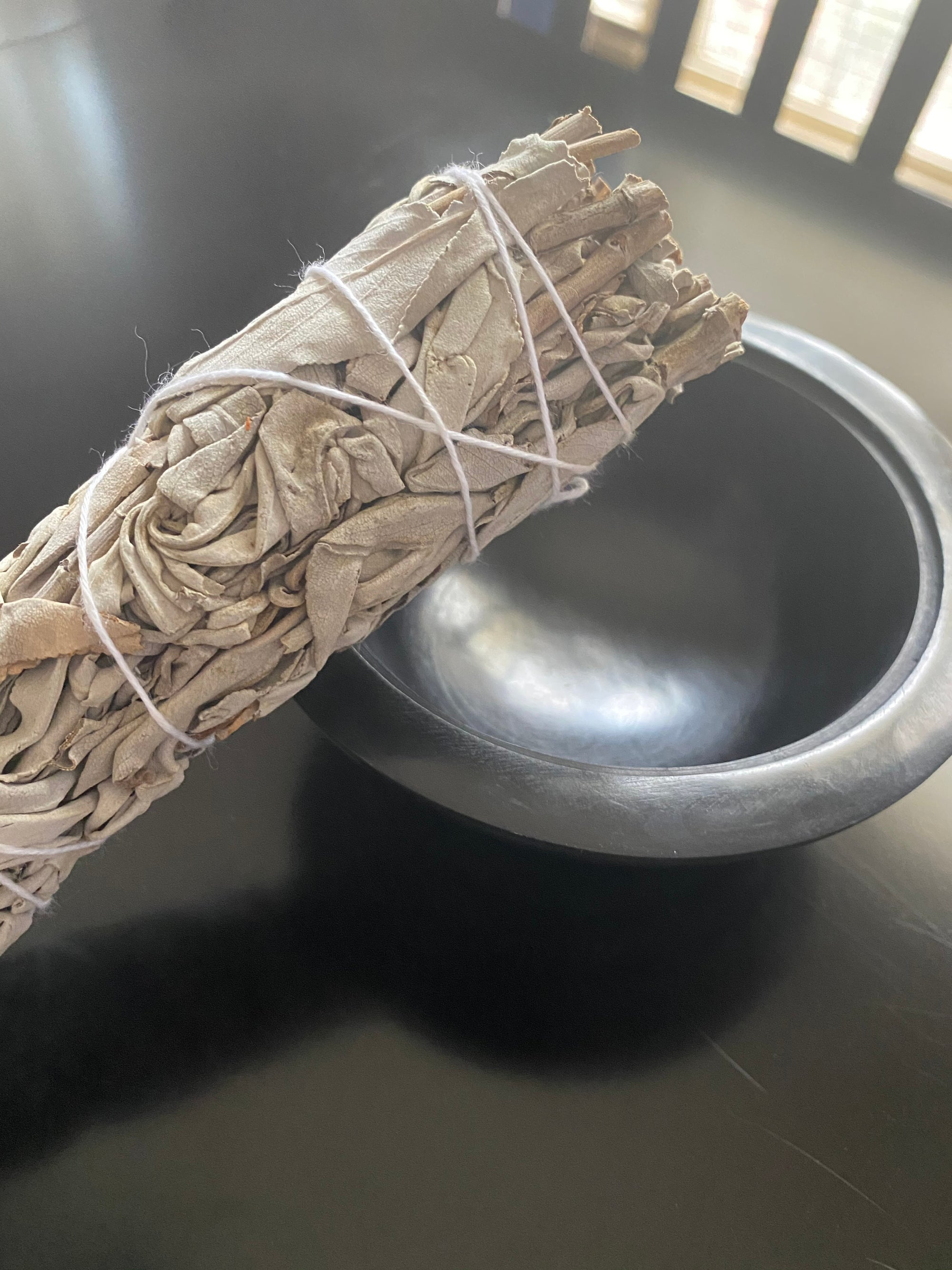 Image of White Sage Smudge Stick Medium