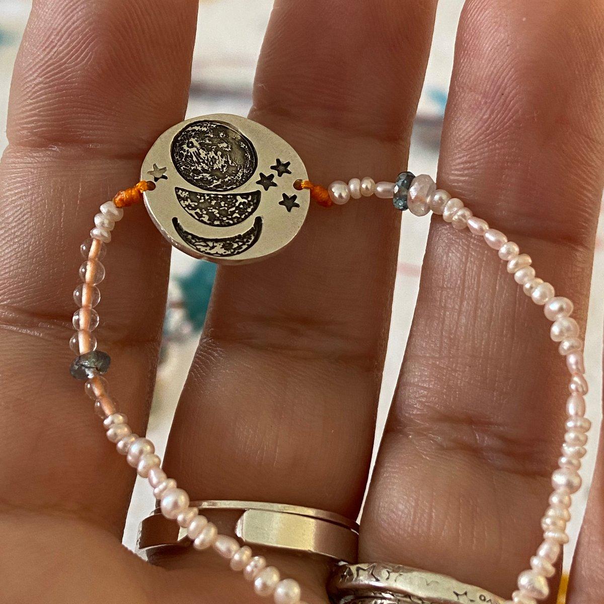 Image of Moon phase bracelet