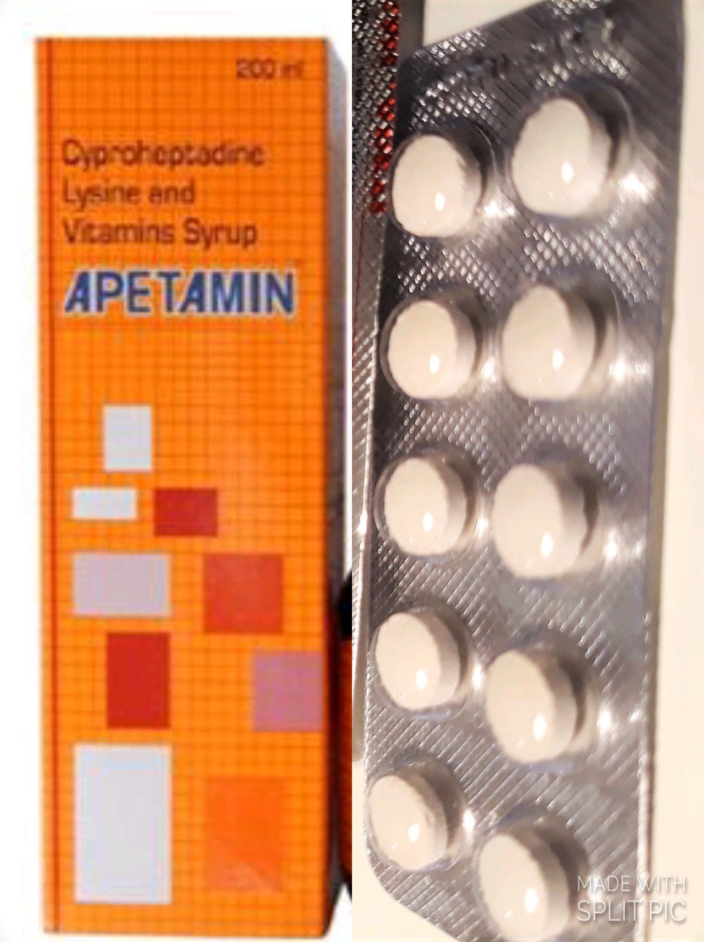 Image of Apetamin Combo