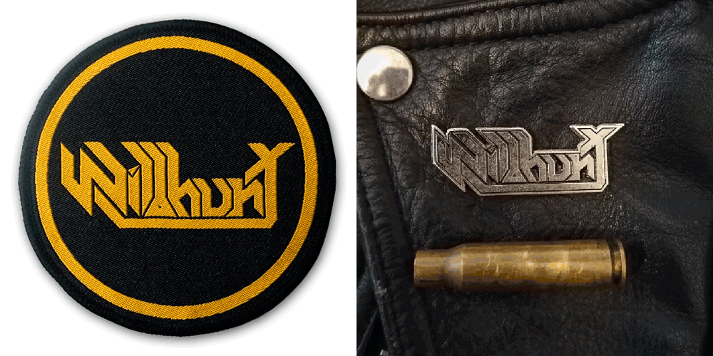 Image of PATCHES & PINS