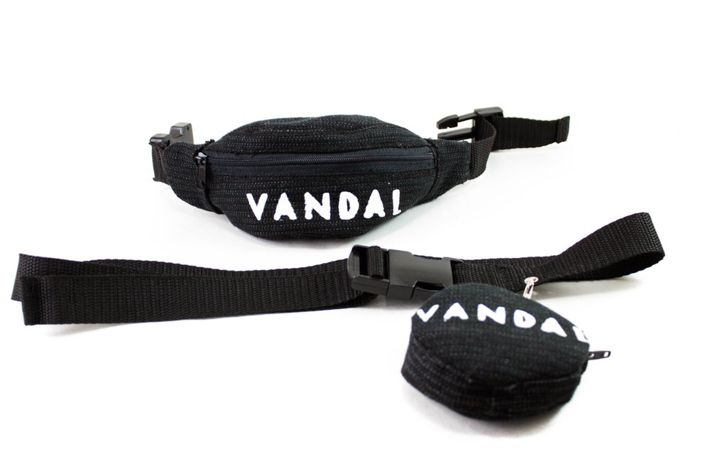 Image of VANDAL MINI BUMBAG POUCH STRAP #2
