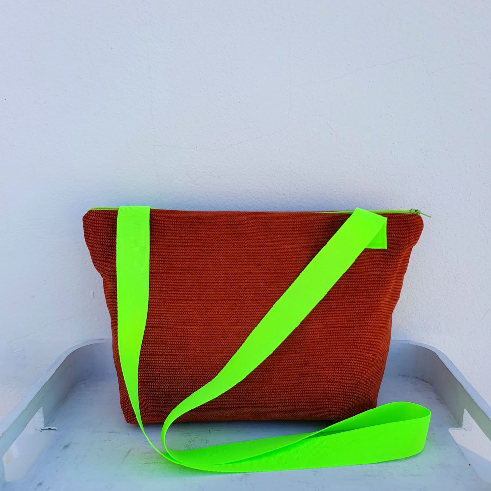Image of Crossover Bag Rusty