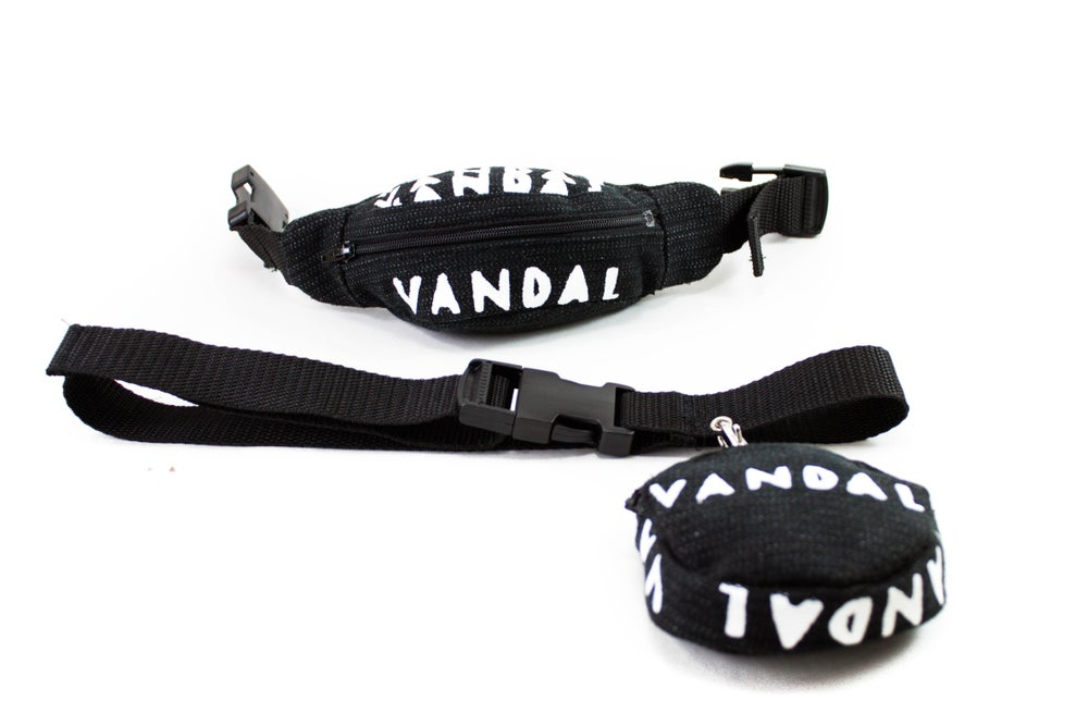 Image of VANDAL MINI BUMBAG POUCH STRAP #3