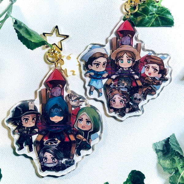 Image of IDV Group Charms