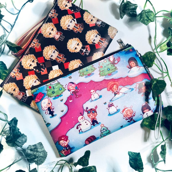 Image of BNHA, IDV | Leather Pouches