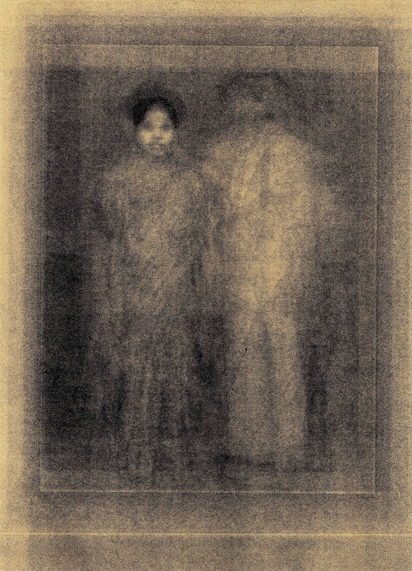 Image of After Image - Couple Standing