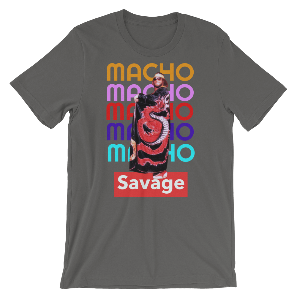 Image of Savage Reigns Supreme (Black, Navy and Asphalt, Up to XXL Only)