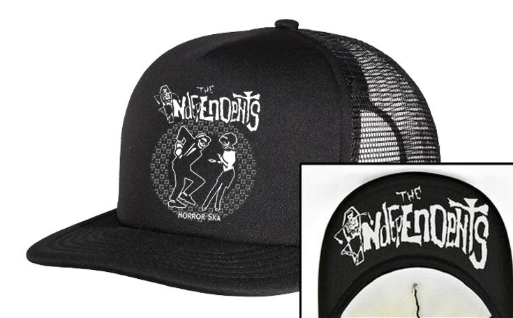 Image of The Independents HorrorSka Trucker Hat