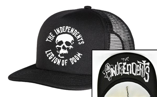 Image of The Independents LOD Trucker Hat