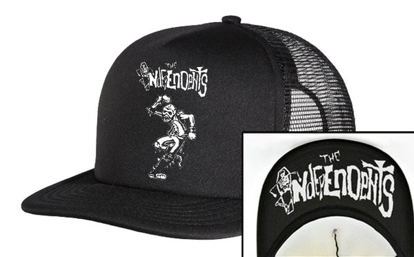 Image of The Independents Skankin Trucker Hat
