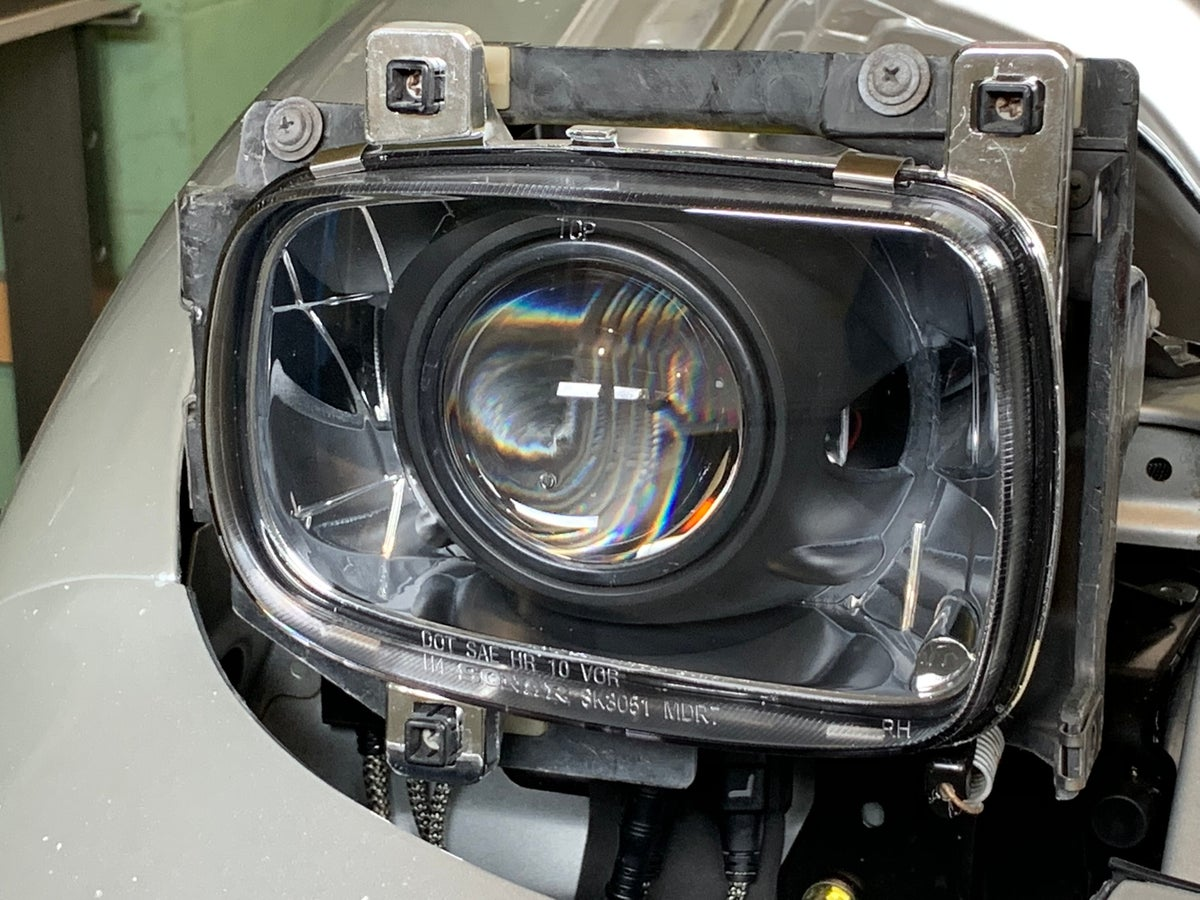 Image of RX-7 LED Projector Headlights (FD3S 93-95)