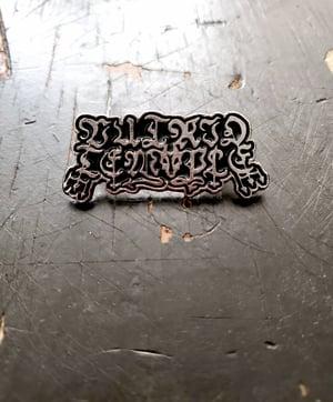 Image of Putrid Temple pins (2 designs)